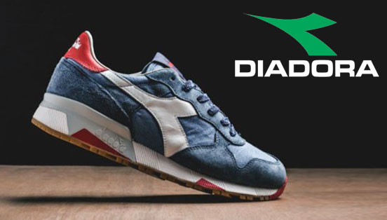 DIADORA MAN AND WOMAN
